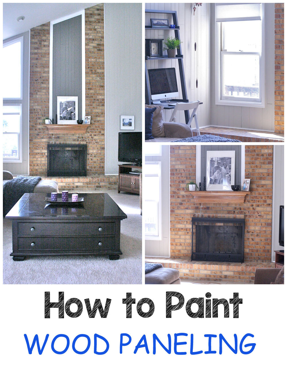 to be as helpful as possible i tried to think of some questions you might have about how to paint wood paneling - Painted Wood Home 2015